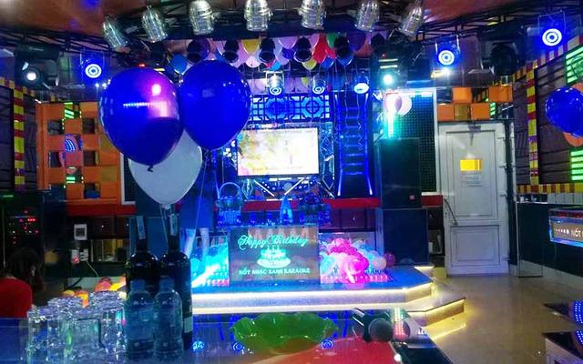 Nốt Nhạc Xanh Karaoke