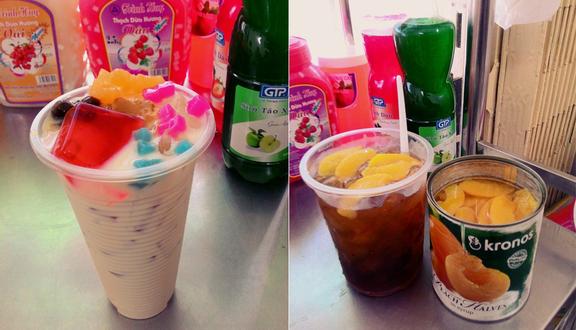 Bubble Tea - Trà Sữa Số 4