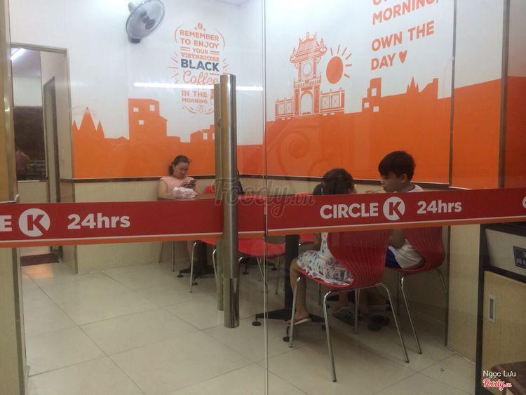 Circle K - Lãn Ông ở Hà Nội