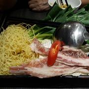 Mỳ ăn lẩu