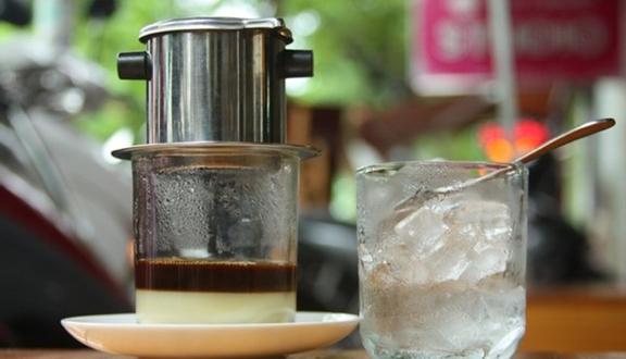 Vườn Phố Cafe