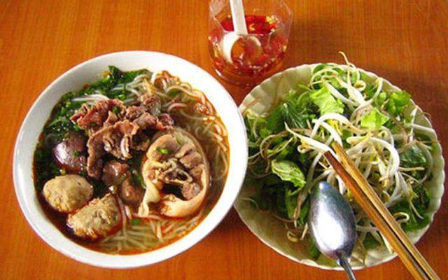 Bún Riêu Cua - Lê Hồng Phong
