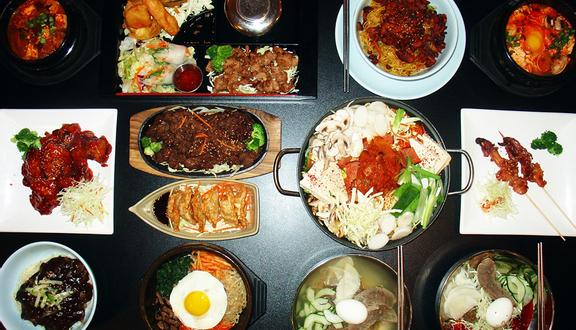 Mýt's Korean Food - Mì Cay