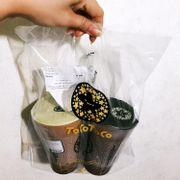 Toco toco vị Kim cương đen+ Socola