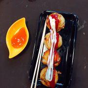 Bánh Takoyaki 25k/suất