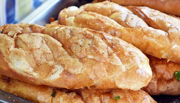 Bánh Mì Nướng Muối Ớt NiNa - Nguyễn Duy Hiệu