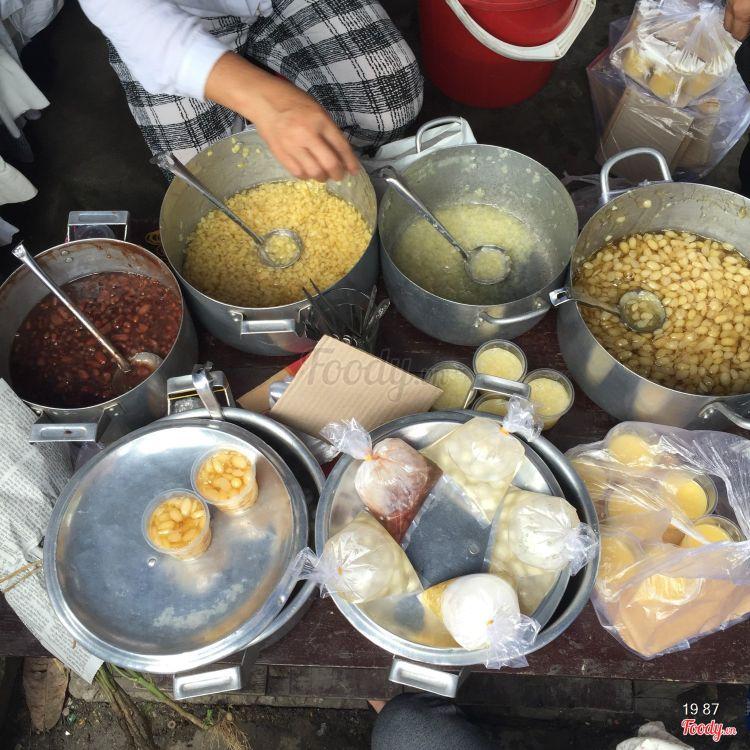 Chợ Xép - Ngô Đức Kế ở Huế