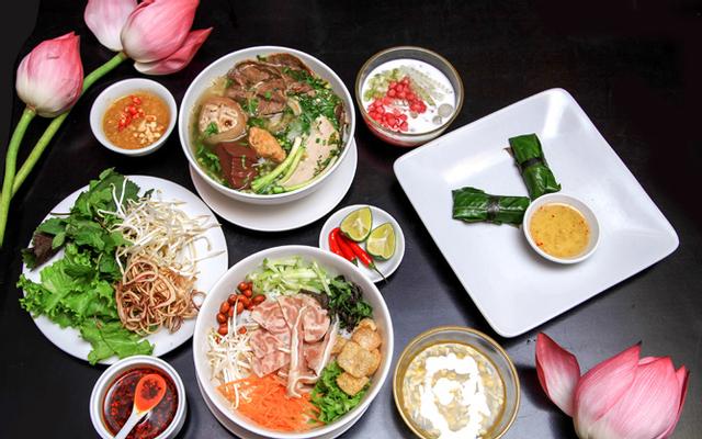 Festival Restaurant - Ẩm Thực Việt