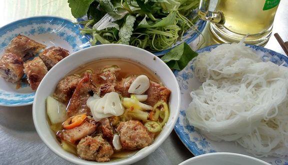 Thu Anh - Bún Chả Hà Nội