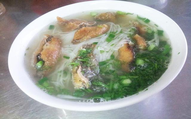 Bánh Đa Cá Rô Đồng - Mạc Thái Tổ