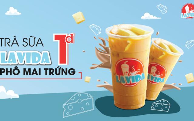 Lavida - Trà Sữa & Cà Phê - Sư Vạn Hạnh