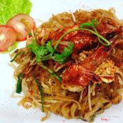 Pad Thái Tôm, quán Tomato - 30 Nguyễn Khuyến - Cần Thơ