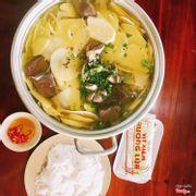 1 lẩu vịt xiêm Hương Lúa nấu măng ~ 200k