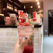 Strawberry mojito 🍓🍓🍓