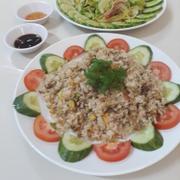 Salad Dầu Giấm Thuần Chay