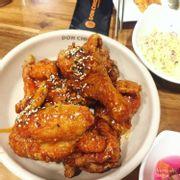 gà rán Hàn Quốc