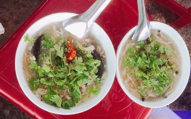 Phong - Cháo Sò Huyết & Súp Cua