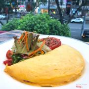Omelette complete 154k/phần