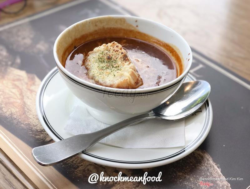 Soup À Loignon (súp hành)