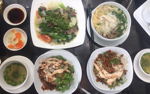 Phở Xích - Phú Mỹ Hưng
