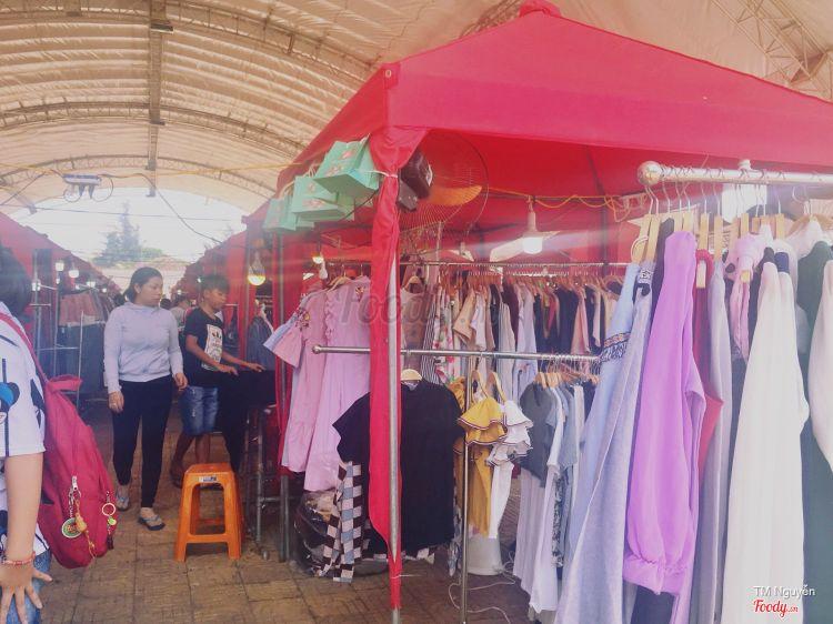 The Box Market ở TP. HCM
