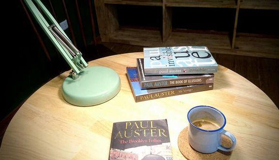 Cái Đèn - Cafe Sách