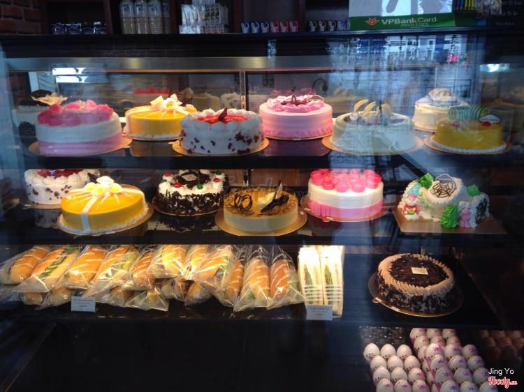 Fresh Garden Bakery & Cafe - Royal City ở Hà Nội