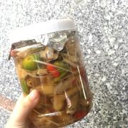 Chân gà sả ớt - 0,5kg/120K - order hôm nay, trưa hôm sau nhận món