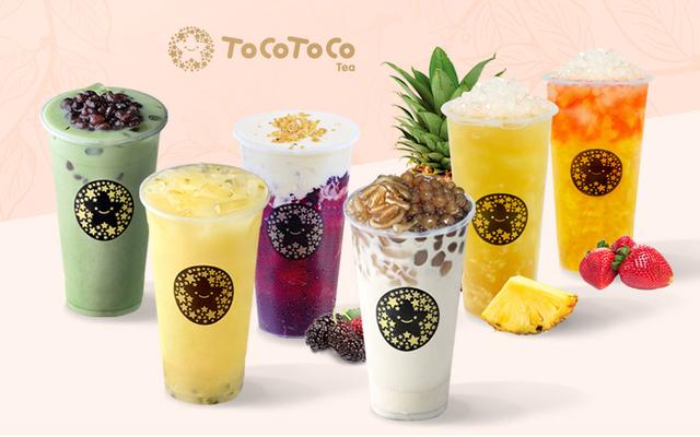 TocoToco Bubble Tea - Cao Thắng