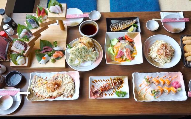 MANMARU - Ẩm Thực Nhật Bản - Lý Tự Trọng