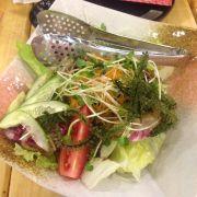 Salad rong nho và bơ tươi - 58k