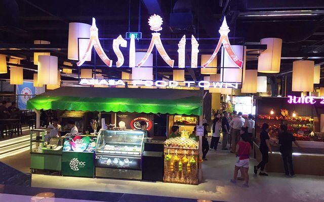 Asiana Food Town - Chợ Ẩm Thực Dưới Lòng Đất