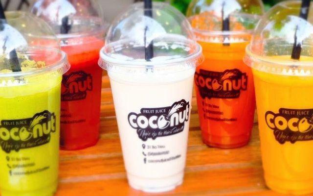 Coconut Fruit Juice - Sinh Tố Nước Ép