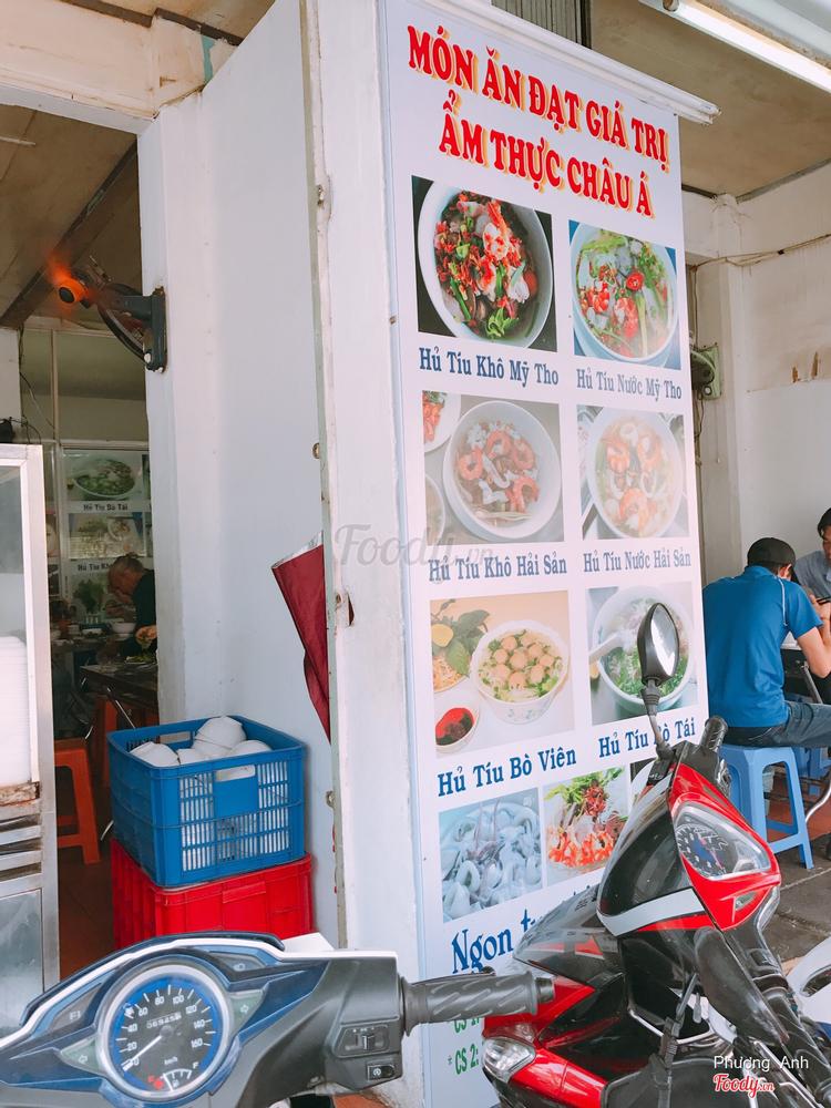 Hủ Tiếu Mỹ Tho ở Khánh Hoà