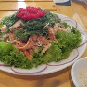 Món salad trứng cua rong biển ngon nhất cuộc đời tôi!
