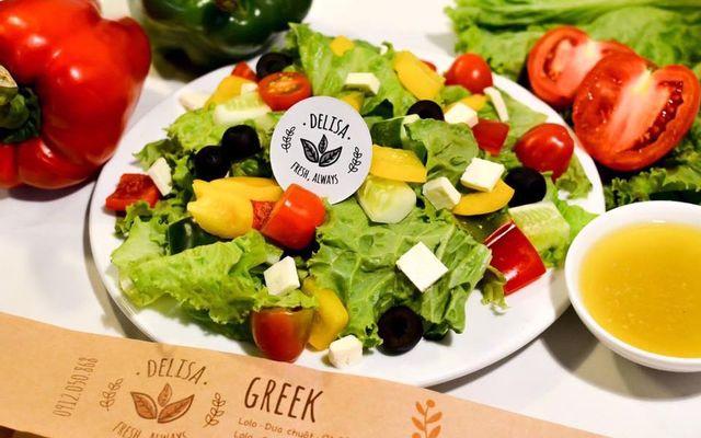 Delisa - Fresh Salad Bar - Lý Đạo Thành