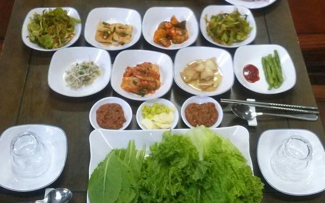 Nhà Hàng Hàn Quốc One Garden