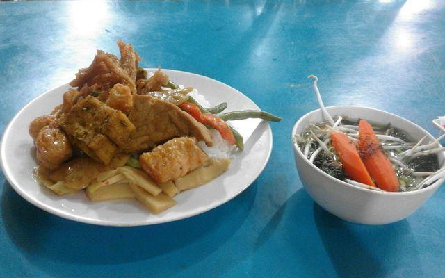 Cơm Chay Khai Tâm