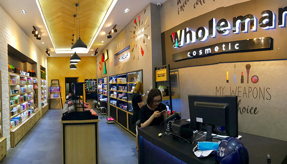 Wholemart Cosmetic - Cộng  Hòa