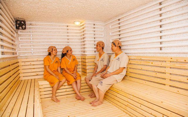 Golden Lotus Healing Spa World - Spa Kiểu Hàn
