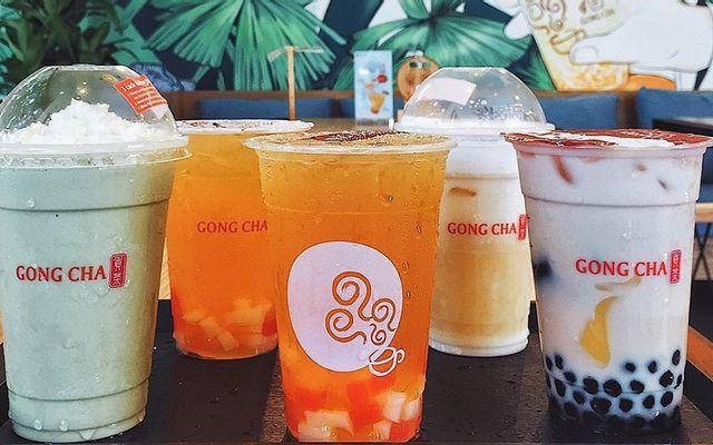 Trà Sữa Gong Cha - 貢茶 - Nguyễn Văn Linh