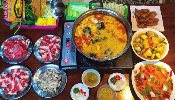 Hùng Thailand - Lẩu Thơm Cốt Dừa