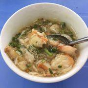 Cua trong súp