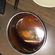 Lẩu tôm yum