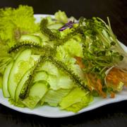 Salat rau trộn