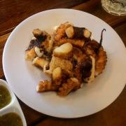 Bạch tuộc nướng (200gr)