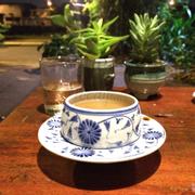 Ly cafe sữa đậm đà