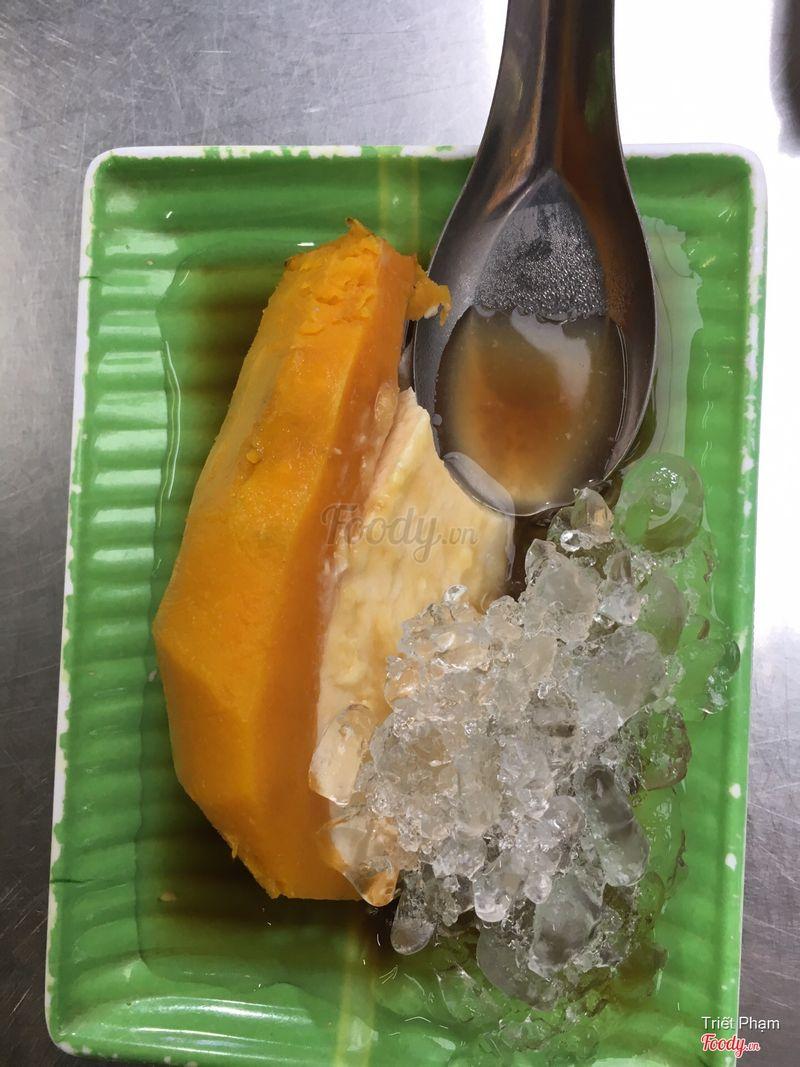 Bánh flan Thái