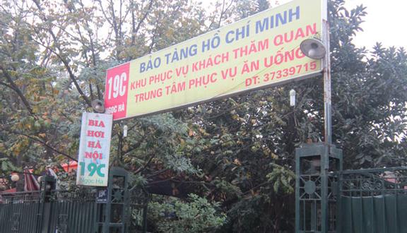 Bia Hơi Hà Nội 19C