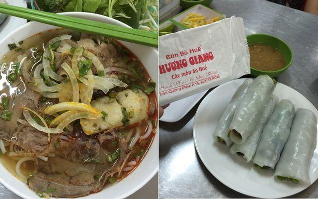 Hương Giang - Các Món Ăn Huế